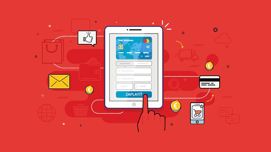 Online platby kartou v e-shope: Ktorú bránu vybrať